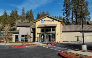 Grass Valley branch exterior
