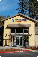 exterior of Grass Valley branch